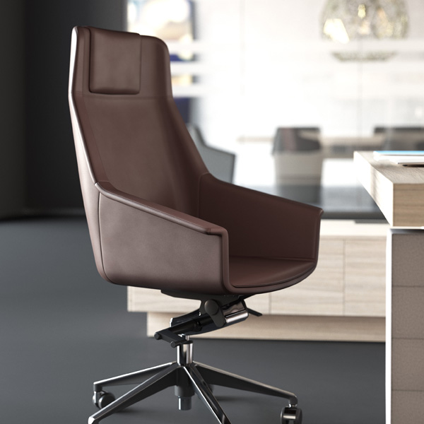 Office Chair Render